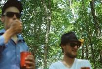 Hunter and Chris